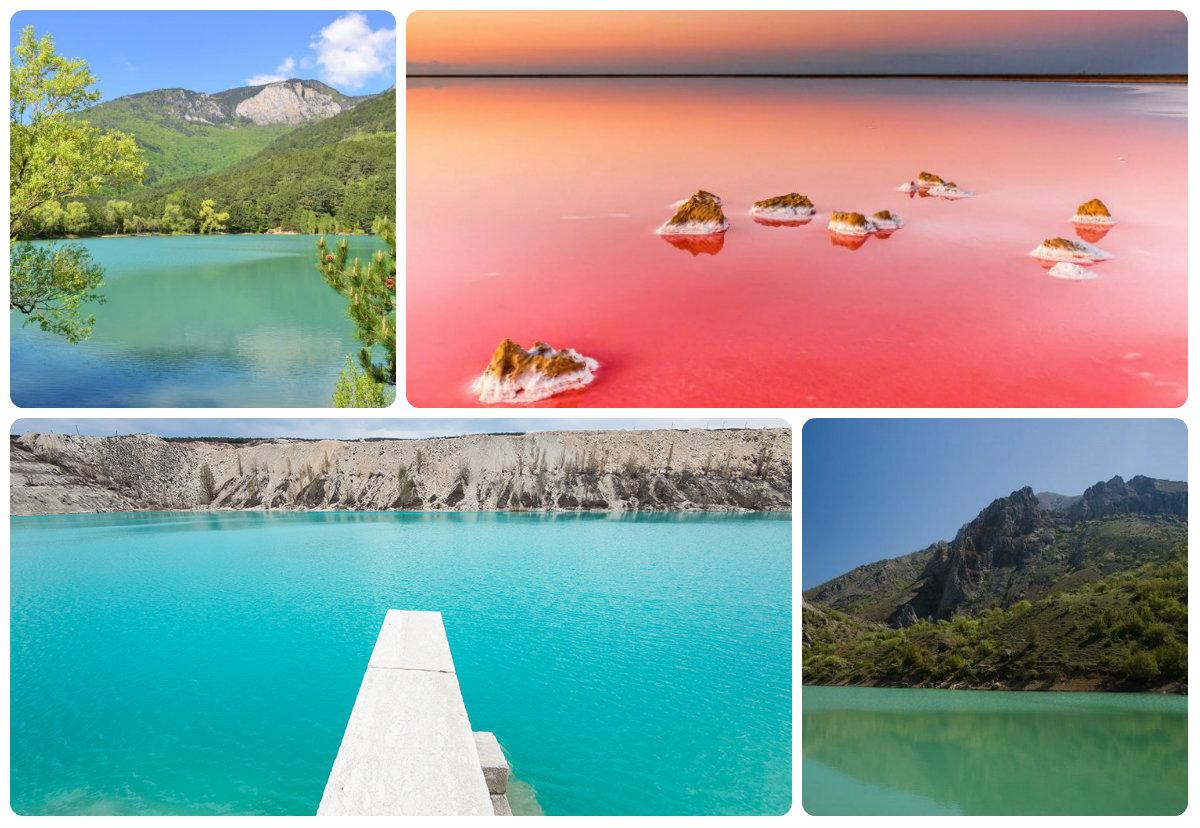 ТОП-5 самых красивых озер Крыма