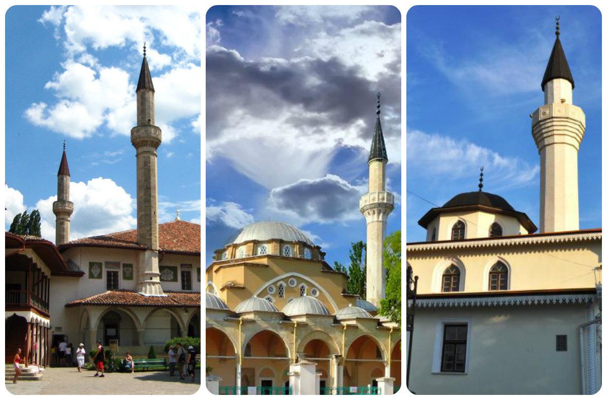 ТОП-5 самых знаменитых мечетей Крыма
